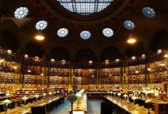 Bibliothèque Richelieu, Paris