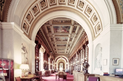 French Senate Library, Paris