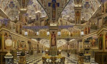 Vatican Library, Rome