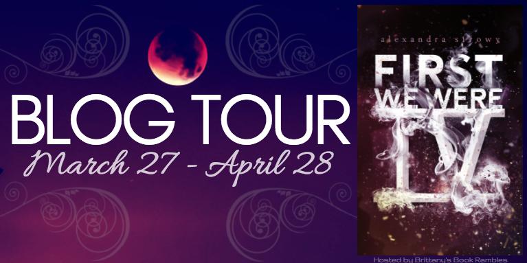 FIRST WE WERE IV - tour banner