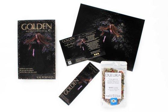 Golden SerendipiTEA prizes