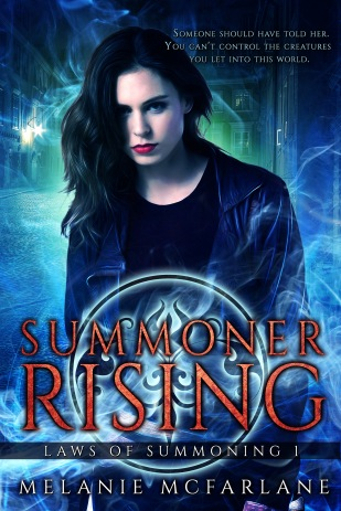 SUMMONER RISING by Melanie McFarlane