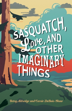 Sasquatch Final Cover