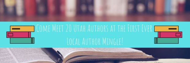 Come Meet 20 Utah Authors at the First Ever Local Author Mingle!