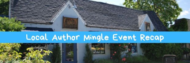 Local Author Mingle Event Recap